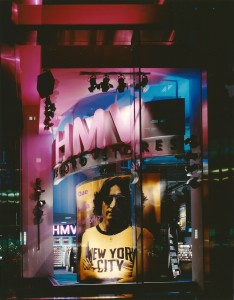 HMV on Fifth Avenue 1997.