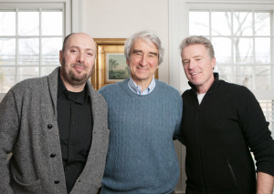 Sam Waterston played Nick Carraway in the '74 Gatsby, and he plays a person interested in literary history in our film: Boats Against the Current.
